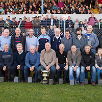 St. Senans Kilkee 1989 Football winning side receive an award to mark the 25th anniversary of their football final win