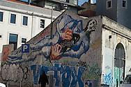 Portugal. Lisbon. Cais do sodre district
