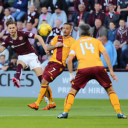 Hearts v Motherwell | Scottish Premiership | 12 August 2015