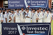 England v West Indies - 3rd Test at Lords