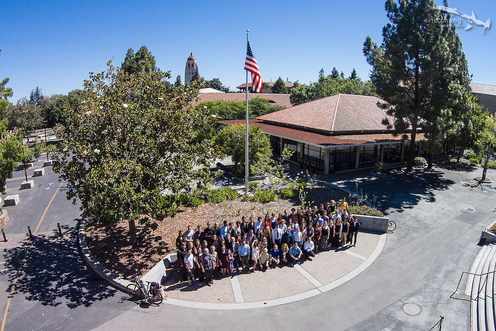SLSQ2014 Chamber Music Seminar Group Photo. Aerial drone image taken by Phantom 2 Vision+ #slsq2014