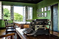 Museu Municipal Antonio Selistre de Campos, no interior da Fundação Cultural de Chapecó. Chapecó, Santa Catarina, Brasil. / <br /> Antonio Selistre de Campos Municipal Museum. Chapeco, Santa Catarina, Brazil.