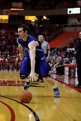 6 February 2010: Adam Templeton. The Redbirds of Illinois State pull out a win against the Bulldogs of Drake 71-68 on Doug Collins Court inside Redbird Arena at Normal Illinois.