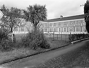 18/05/1957<br /> 05/18/1957 <br /> 18 May 1957<br /> <br /> Exterior of new school - Our Lady's School, Templeogue Rd., Terenure