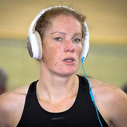 07-12-2014: Wielrennen: WB baan: Londen<br /> Kirsten Wild blik op Rio