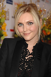 SOPHIE DAHL at the Galaxy British Book Awards 2007 - The Nibbies held at the Grosvenor house Hotel, Park Lane, London on 28th March 2007.<br />