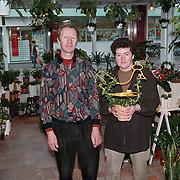 Heropening de Bloemenmand Kostmand Huizen met eigenaren