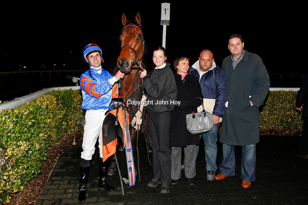 Steady Gaze, Amir Quinn and winning connections