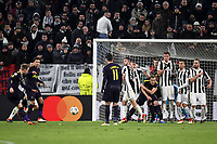 Gol Christian Eriksen Tottenham Goal celebration 2-2<br /> Torino 13-02-2018 Juventus Stadium  Football Champions League 2017/2018 Juventus - Tottenham . Foto Andrea Staccioli / Insidefoto