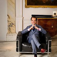 Antonio Paone, CEO Kiton