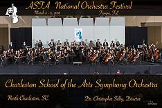 Charleston School of the Arts Symphony Orchestra