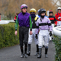 Adam Kirby and Richard Kingscote