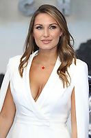 Sam Faiers, Transformers: The Last Knight - Global Premiere, Leicester Square Gardens, London UK, 18 June 2017, Photo by Richard Goldschmidt