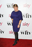 LONDON - DECEMBER 07: Clare Balding attended the Women in Film and TV Awards at the London Hilton Hotel, Park Lane, London, UK. December 07, 2012. (Photo by Richard Goldschmidt)
