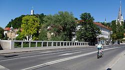 BRAJKOVIC Janez of Astana at prologue (17,8km) of Tour de Slovenie 2012, on June 17 2012, in Ljubljana, Slovenia. (Photo by Matic Klansek Velej / Sportida.com)