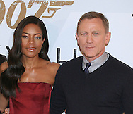 "NAOMIE HARRIS AND DANIEL CRAIG.attends the photocall for the twenty-third 007 adventure, ""Skyfall"" at the Villamagna Hotel, Madrid_29/10/2012.Mandatory Credit Photo: ©NEWSPIX INTERNATIONAL..**ALL FEES PAYABLE TO: ""NEWSPIX INTERNATIONAL""**..IMMEDIATE CONFIRMATION OF USAGE REQUIRED:.Newspix International, 31 Chinnery Hill, Bishop's Stortford, ENGLAND CM23 3PS.Tel:+441279 324672  ; Fax: +441279656877.Mobile:  07775681153.e-mail: info@newspixinternational.co.uk"
