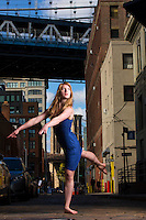 Dumbo Dance As Art The New York Photography Project Series with Summation Dance Company dancer Dani McIntosh