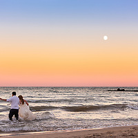 Erin & Hugh Beach
