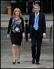 OCT 01 2013 MPs at Conservative Party Conference