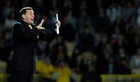 Photo: Richard Lane.<br />Watford v Fulham. The Barclays Premiership. 02/10/2006. <br />Watford manager, Ady Boothroyd.