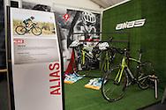 Expo Vendors And Displays, November 2, 2013 - Triathlon : Noosa Triathlon Festival, Noosa Pde, Noosa, Queensland, Australia. Credit: Lucas Wroe