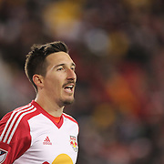 Sacha Kljestan, New York Red Bulls, during the New York Red Bulls Vs Houston Dynamo, Major League Soccer regular season match at Red Bull Arena, Harrison, New Jersey. USA. 19th March 2016. Photo Tim Clayton