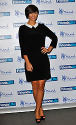 Frankie Sanford attends the Mind Media Awards 2012, BFI Southbank, Belvedere Road, London, United Kingdom, November 19, 2012. Photo by Chris Joseph / i-Images.