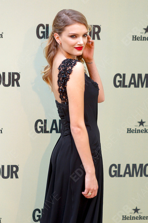 26.JUNE.2012. MADRID<br /> <br /> LILY DONALDSON ATTENDS THE GLAMOUR AWARDS 10th ANNIVERSARY AT THE ITALIAN EMBASSY, MADRID.<br /> <br /> BYLINE: EDBIMAGEARCHIVE.CO.UK<br /> <br /> *THIS IMAGE IS STRICTLY FOR UK NEWSPAPERS AND MAGAZINES ONLY*<br /> *FOR WORLD WIDE SALES AND WEB USE PLEASE CONTACT EDBIMAGEARCHIVE - 0208 954 5968*