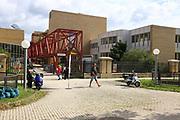 Mannheim. 28.07.17 | Neue Stammzell-Transplantationseinheit<br /> &bdquo;Das Universitätsklinikum Mannheim ist ein überregional bedeutendes Zentrum für schwere Blutkrebs-Erkrankungen&ldquo;, betonte Oberbürgermeister Dr. Peter Kurz, der auch Aufsichtsratsvorsitzender<br /> des Klinikums ist. &bdquo;Mit der neuen Station und der angeschlossenen Ambulanz profitieren jetzt noch mehr Patienten aus Mannheim, der Metropolregion Rhein-Neckar und weit darüber hinaus von der speziellen Expertise und der lebensrettenden Behandlung.&ldquo;<br /> <br /> <br /> BILD- ID 0522 |<br /> Bild: Markus Prosswitz 28JUL17 / masterpress (Bild ist honorarpflichtig - No Model Release!)