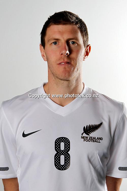 Daniel BURNS. Futsal Photo Shoot, North Harbour Stadium, Albany, Wednesday 19th September 2012. Photo: Shane Wenzlick