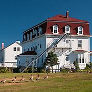 Spring House Annex on Block Island, Rhode Island