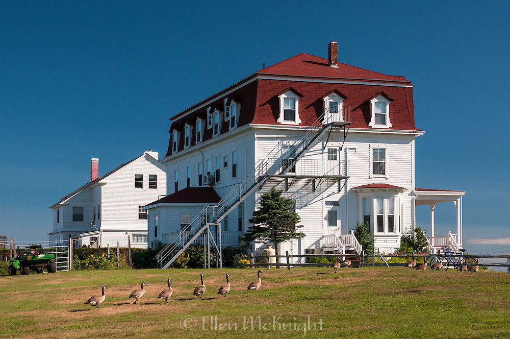 Spring House Annex on Block Island, Rhode Island
