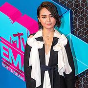 NLD/Rotterdam/20161106 - MTV EMA's 2016, Bibi Zhou