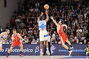 DESCRIZIONE : Campionato 2014/15 Dinamo Banco di Sardegna Sassari - Grissin Bon Reggio Emilia<br /> GIOCATORE : Jerome Dyson<br /> CATEGORIA : Tiro Tre Punti Three Point Controcampo<br /> SQUADRA : Dinamo Banco di Sardegna Sassari<br /> EVENTO : LegaBasket Serie A Beko 2014/2015<br /> GARA : Dinamo Banco di Sardegna Sassari - Grissin Bon Reggio Emilia<br /> DATA : 22/12/2014<br /> SPORT : Pallacanestro <br /> AUTORE : Agenzia Ciamillo-Castoria / Claudio Atzori<br /> Galleria : LegaBasket Serie A Beko 2014/2015<br /> Fotonotizia : Campionato 2014/15 Dinamo Banco di Sardegna Sassari - Grissin Bon Reggio Emilia<br /> Predefinita :