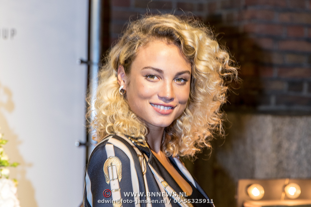 NLD/Amsterdam/20170829 - Grazia Fashion Awards 2017, Stephanie Bertram Rose