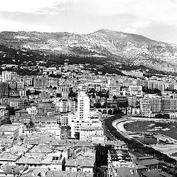The Condamine, Monaco in February 1960.