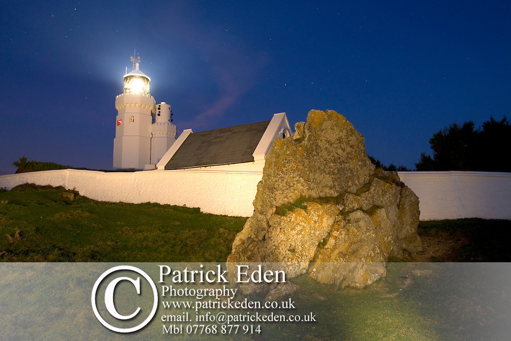 St Catherines Lighthouse Photographs of the Isle of Wight by photographer Patrick Eden photography photograph canvas canvases