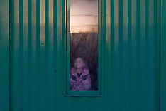 Container CC for Migrant Children