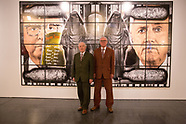 Gilbert & George exhibition in Berlin