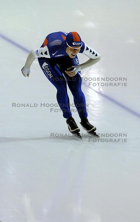 23-12-2006 SCHAATSEN: AEGON NK ALLROUND 2007: HEERENVEEN <br /> Natasja Bruijntjes<br /> &copy;2006-WWW.FOTOHOOGENDOORN.NL