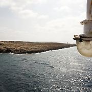 Lampedusa, Sicily, September 2009.