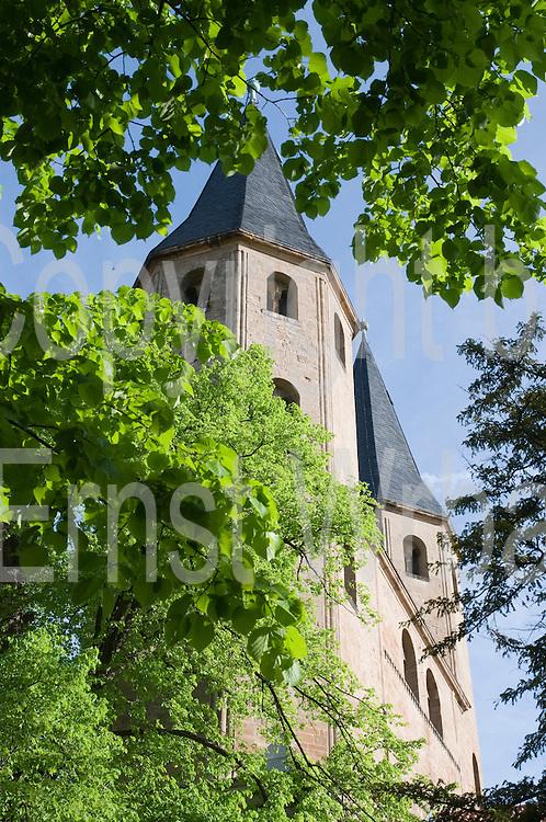 Kirche, Kloster Drübeck, Harz, Sachsen-Anhalt, Deutschland | church, Druebeck Abbey, Harz, Saxony-Anhalt, Germany