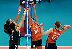 20140928 ITA: World Championship Volleyball Mexico - Nederland, Verona