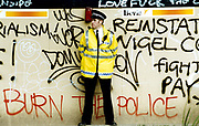 Reclaim the Streets, Camden, London, UK 1998