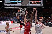 Paul Biliga<br /> A|X Armani Exchange Olimpia Milano - Grissin Bon Reggio Emilia<br /> Basket Serie A LBA 2019/2020<br /> Milano 01 December 2019<br /> Foto Mattia Ozbot / Ciamillo-Castoria