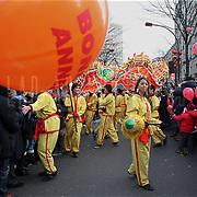 Paris :: Carnaval Chinois :: Année du Dragon
