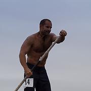 Today's  Waterman Eco-Challenge at Narragansett Town Beach, Narragansett  .  July  13, 2013.
