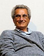 Roma  19 Aprile 2008.Toni Negri