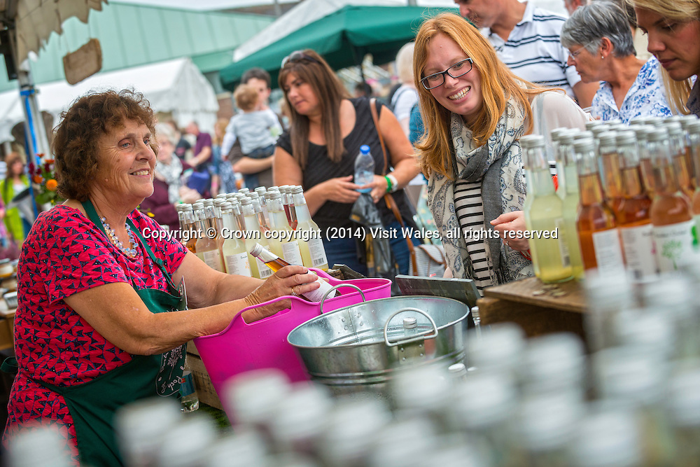 Abergavenny Food Festival 2013<br /> Monmouthshire<br /> South<br /> Events