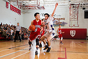 08 February 2017 :  Vancouver College at Saint George's School - Junior and Senior Boys Basketball - Saint George's School, Vancouver, BC..